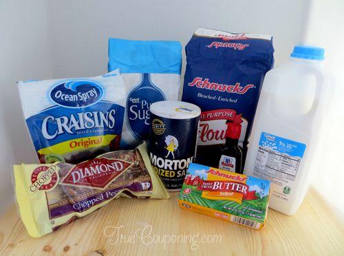 Cranberry-Tea-Cookies-Ingredients