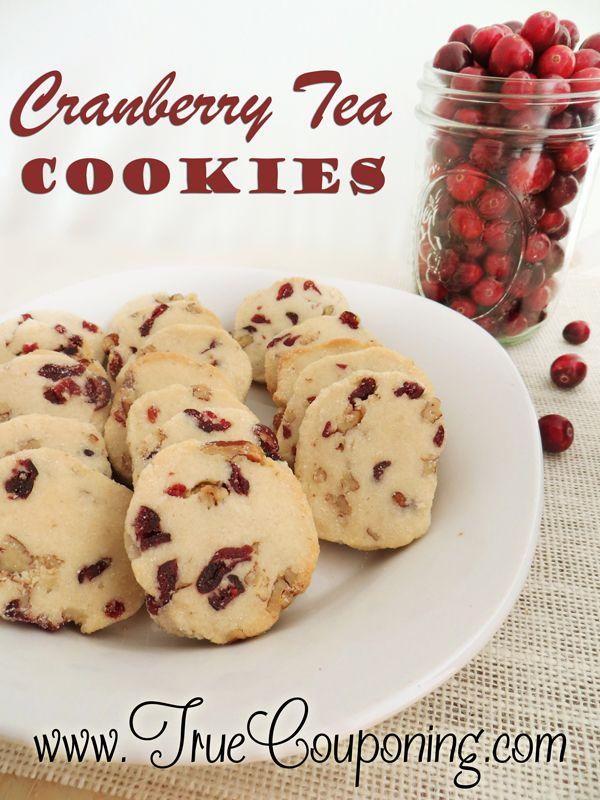 Cranberry-Tea-Cookies