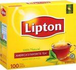 Lipton Tea Bags 100 Count Box $1.58 Each at Publix! ~ Starts Thursday!