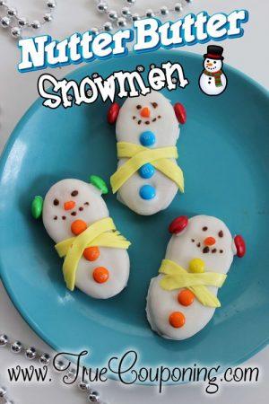 Nutter-Butter-Snowmen