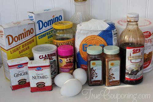 Reindeer-Cookies-Ingredients