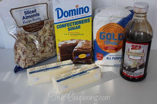 Snowball-Cookies-Ingredients