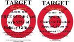 Target Week 12-21 Qs