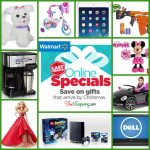 Walmart Deals in Time for Christmas Collage