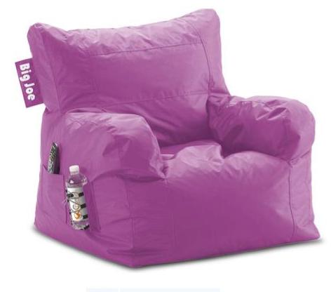 Walmart Big Joe Bean Bag Chair 25 Today Only