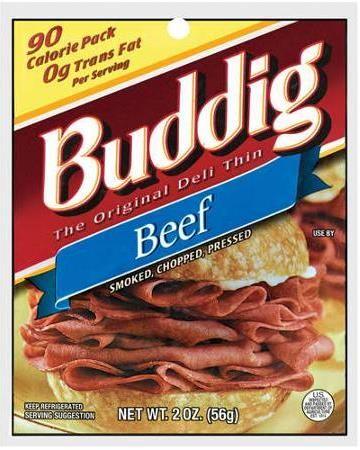 Buddig Lunch Meat 2 oz