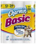 Charmin Basic Toilet Paper 12 Packs $3.74 Each at CVS!