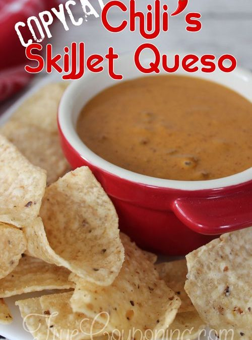Chili's Skillet Queso Dip Recipe