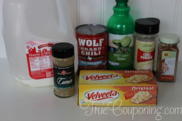 Chili's-Skillet-Queso-Ingredients