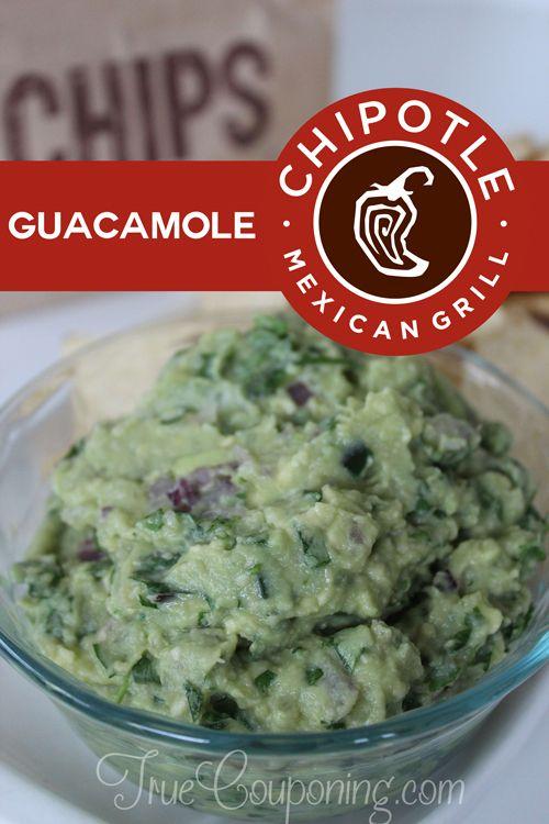 Chipotle-Guacamole
