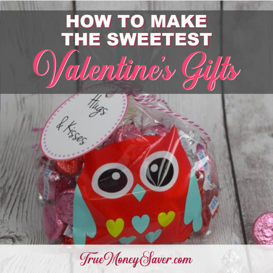 How To Make The Sweetest Hugs & Kisses Valentine