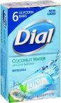 Dial Bar Soap 6 ct