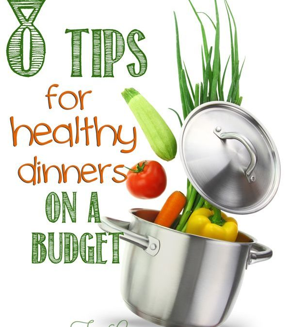 Eat Healthy Without Breaking Your Budget!