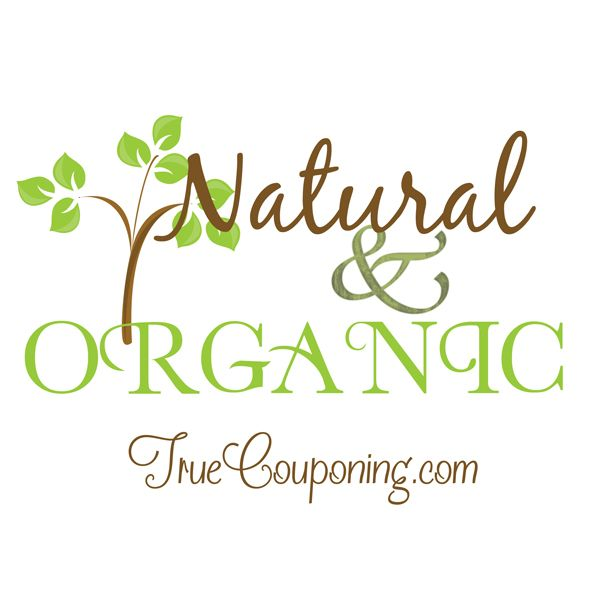 Coupons for Natural and Organic Products ~ **HUGE LIST**