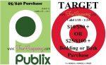 Publix Target 1-25