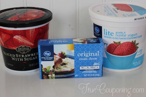 Strawberry-Yogurt-Fruit-Dip-Ingredients