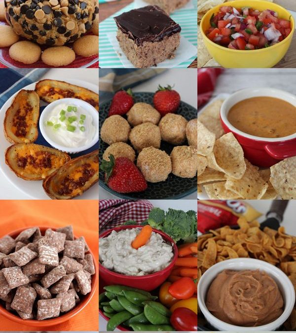 12 Make-Ahead Super Bowl Snacks