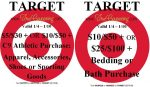 Target 1-4 Special Qs