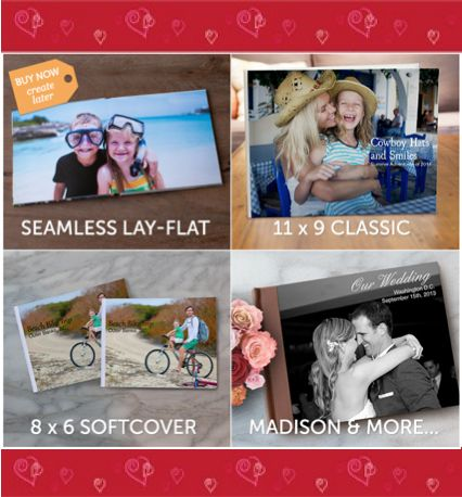 Get $100 of Photo Books for just $35 – Plus 4 Easy To Make Gifts!