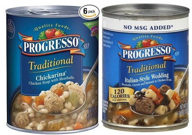 ... /Italian Wedding Soup 6 pk $4.99 {Only $0.83 Each}! ~Ends 1/15