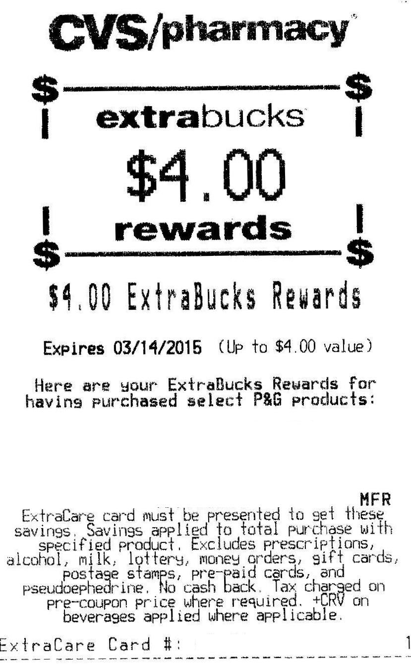 cvs extracare bucks basics  u0026 what is an ecb