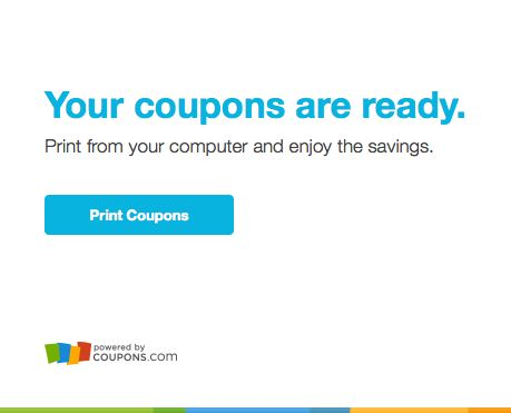 print coupons from your phone or tablet Coupons.com email