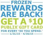 Frozen Rewards