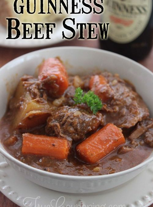 BEST Stew for Your St.Patrick's Day Dinner
