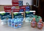 Testimonial: She spent less than $6 and got all this!