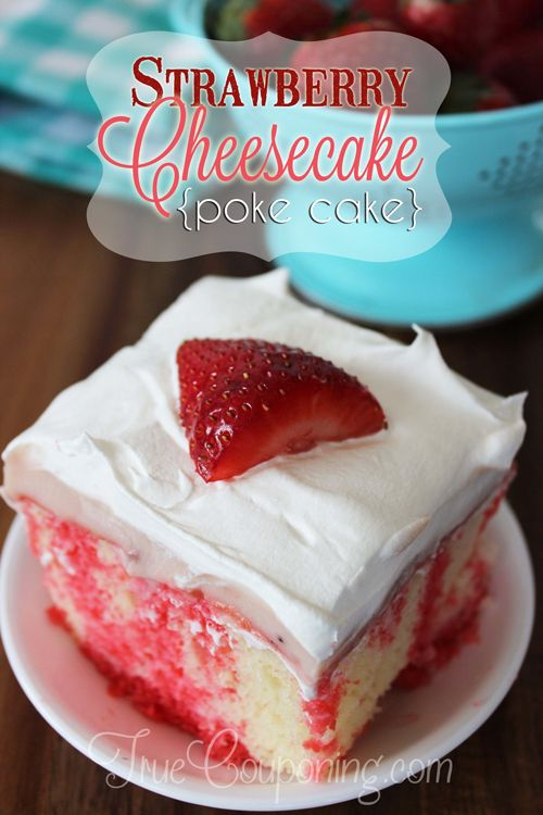 Strawberry-Cheesecake-Poke-Cake