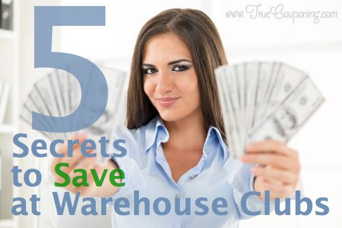 Warehouse Clubs Save