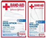 Band-Aid Gauze