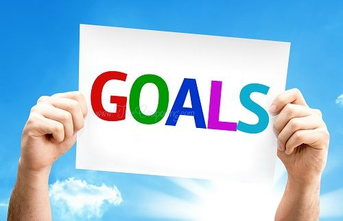 Set clear spring cleaning & selling goals