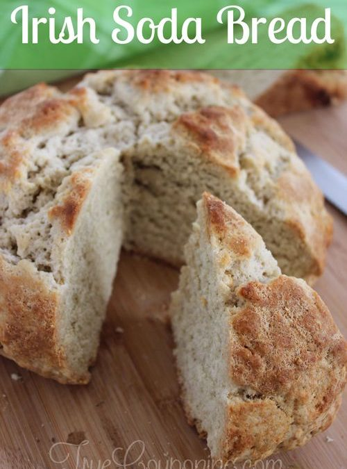 Irish Soda Bread is PERFECT for Your St. Patrick's Day Meal!