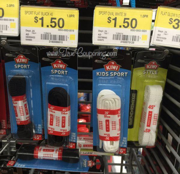 Walmart: FREE Shoe Laces after Ibotta Rebate
