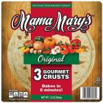 Mama Mary's Pizza Crust 3 Pack Only $1.50 Each! {That's Only $0.50 Per Pizza!}