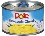 Dole Pineapple at Walmart Only $.11 each!
