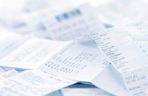 Keep receipts! Income Tax Savings Tips