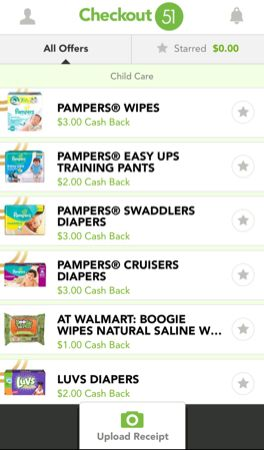 Checkout 51 Diapers