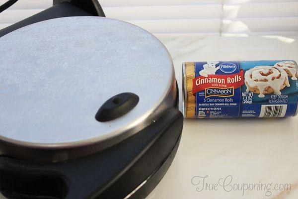 Cinnamon-roll-Waffles-Ingredients