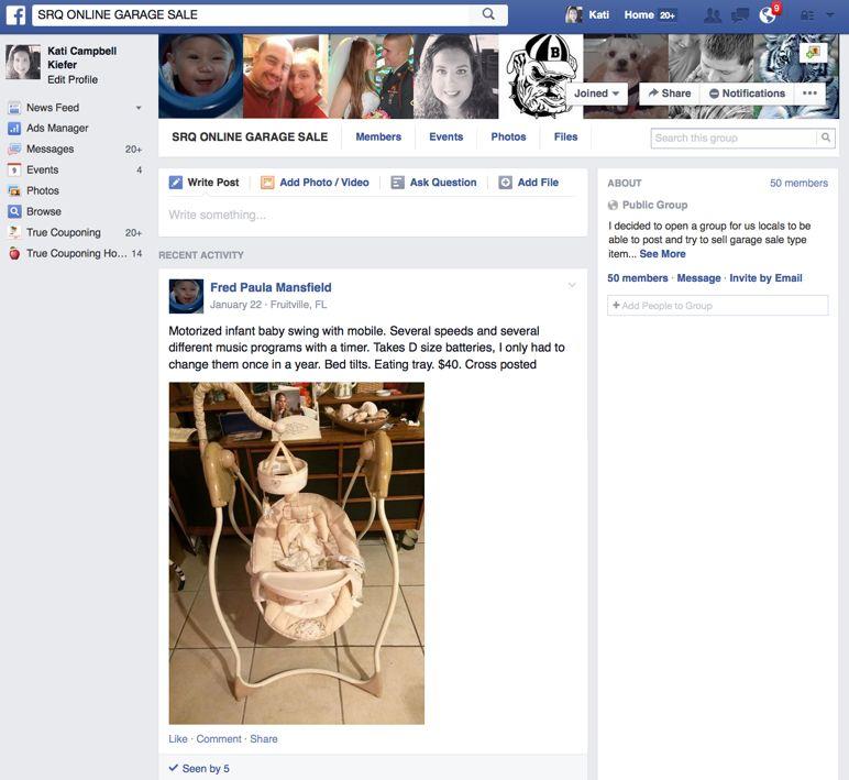 Make Money Online Selling on Facebook