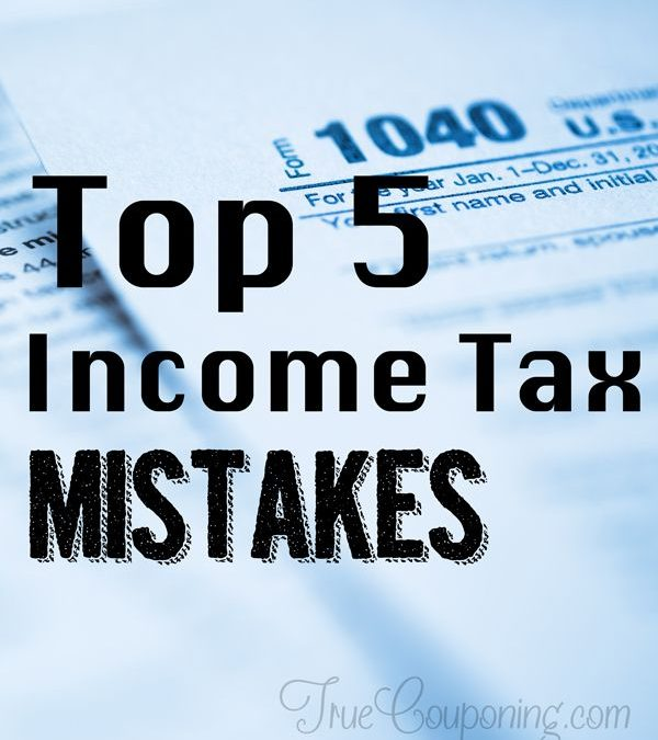 Is Your Tax Return Ready? Check for These Costly Mistakes Before You Mail It!