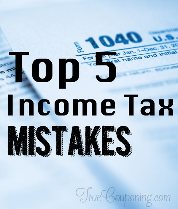 Income Tax Savings Tips: Watch These Top 5 Mistakes!