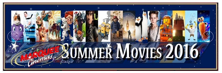 Bring the entire family to AMC Regency 20 Theatre in Brandon for only $1. They have more kid themed movies and they also have PG movies for older family members. This summer movie line up happens on Tuesdays at 10 a.m. from June 6-August 1, Tickets can be purchased in .