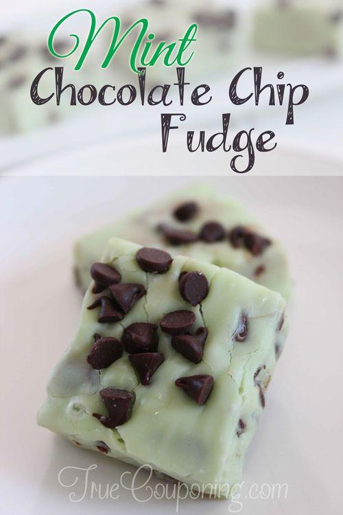 Mint-Chocolate-Chip-Fudge