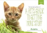 Publix Coupon Booklet A Pets Guide to Getting More Stuff