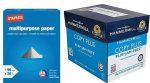 Staples Paper Deals 4-14