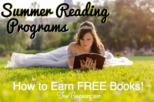 2018 FREE Summer Reading Programs for Kids! Keep Up Those Reading Gains!