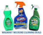 Walmart Weekend Cleaning Deals