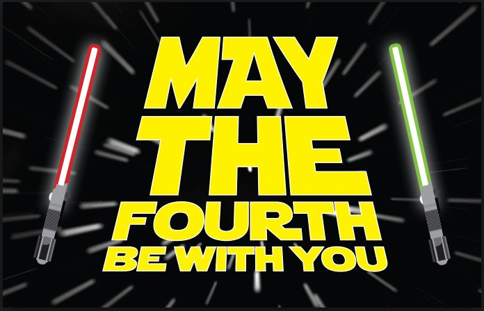 May the Fourth Marathon Day